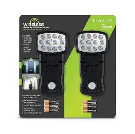 Outdoor Motion Sensor Light Owner S Manual Led Security Flood