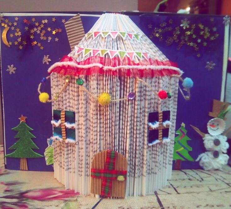 Book christmas house...