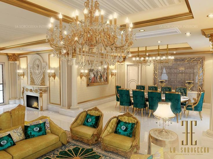 Look No Further Than The Top Interior Company In Dubai For Your Luxury  Interior Requirements. La Sorogeeka, The Award Winning Luxury Interior Firm  ...