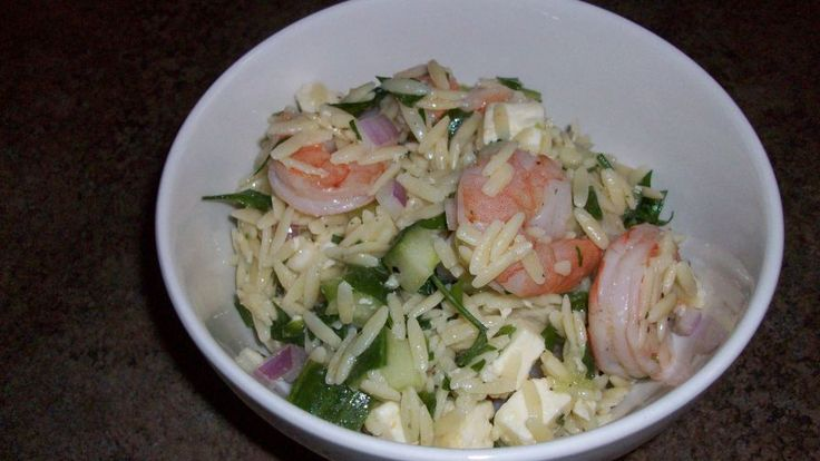 Make and share this Barefoot Contessa's Roasted Shrimp and Orzo recipe from Genius Kitchen.