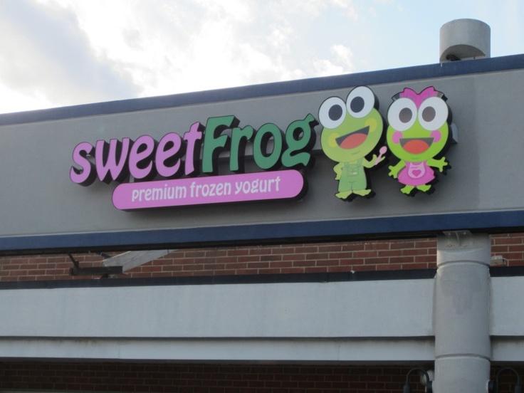 Frozen Yogurt shop in MD