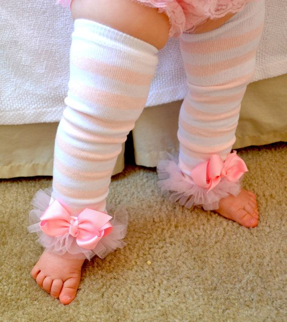 Baby Infant Toddler Newborn Girl pink and white by AubreyGianna, $19.99