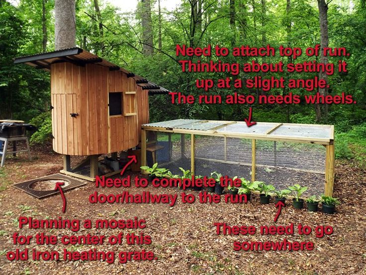 Cool Coops! ~ A Circular Coop {tutorial} -- Community Chickens
