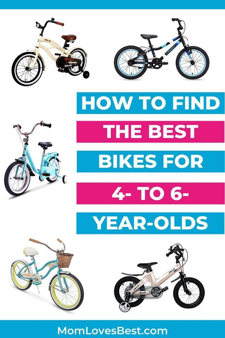 8 Best Bikes For 4 To 6 Year Olds 2020 Reviews Traveling With
