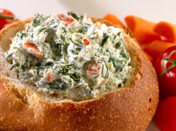 Knorr Spinach Dip Recipe