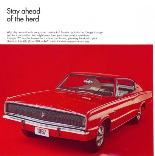 DODGE CHARGER (1967)