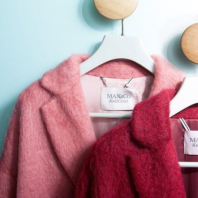 MAX&Co. Knit Coats