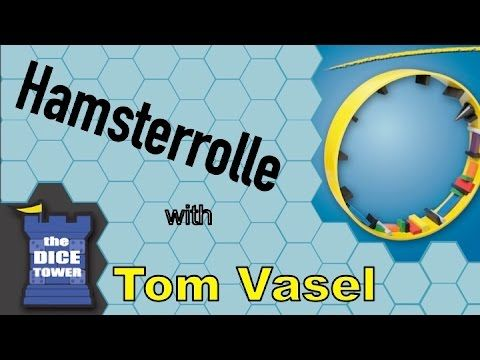 Hamsterrolle review -  with Tom Vasel