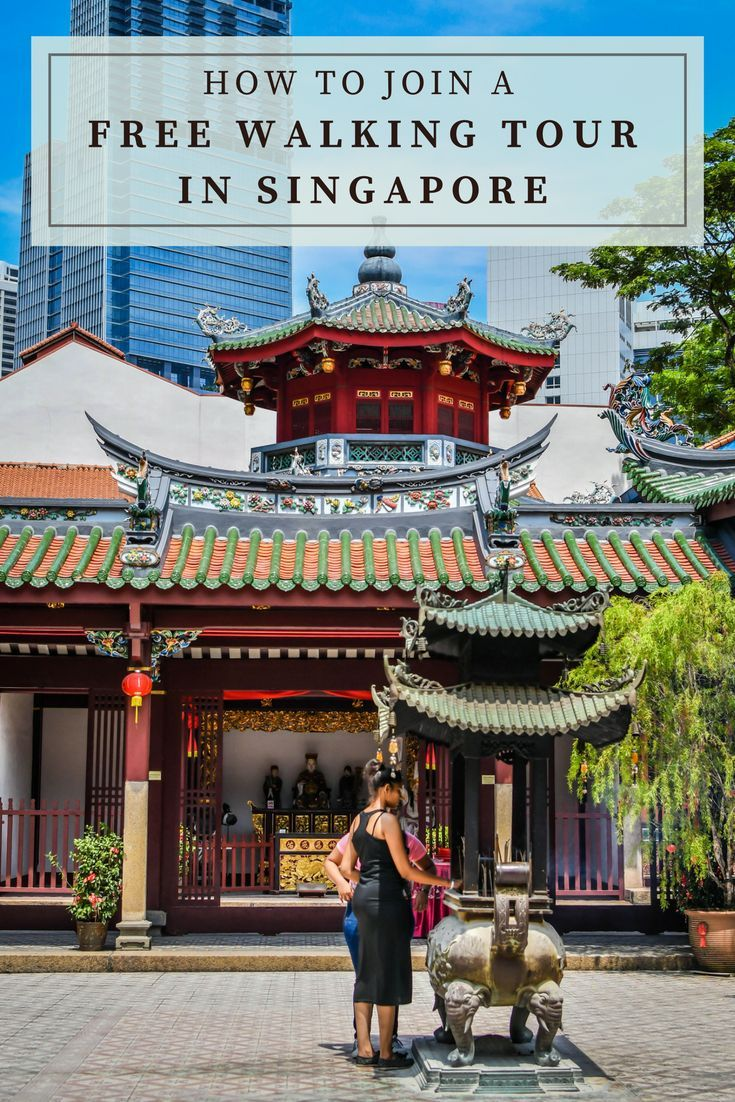 Free Walking Tours In Chinatown Singapore With Monster Day Tours Travel Destinations Asia Asia Travel Singapore Travel Tips