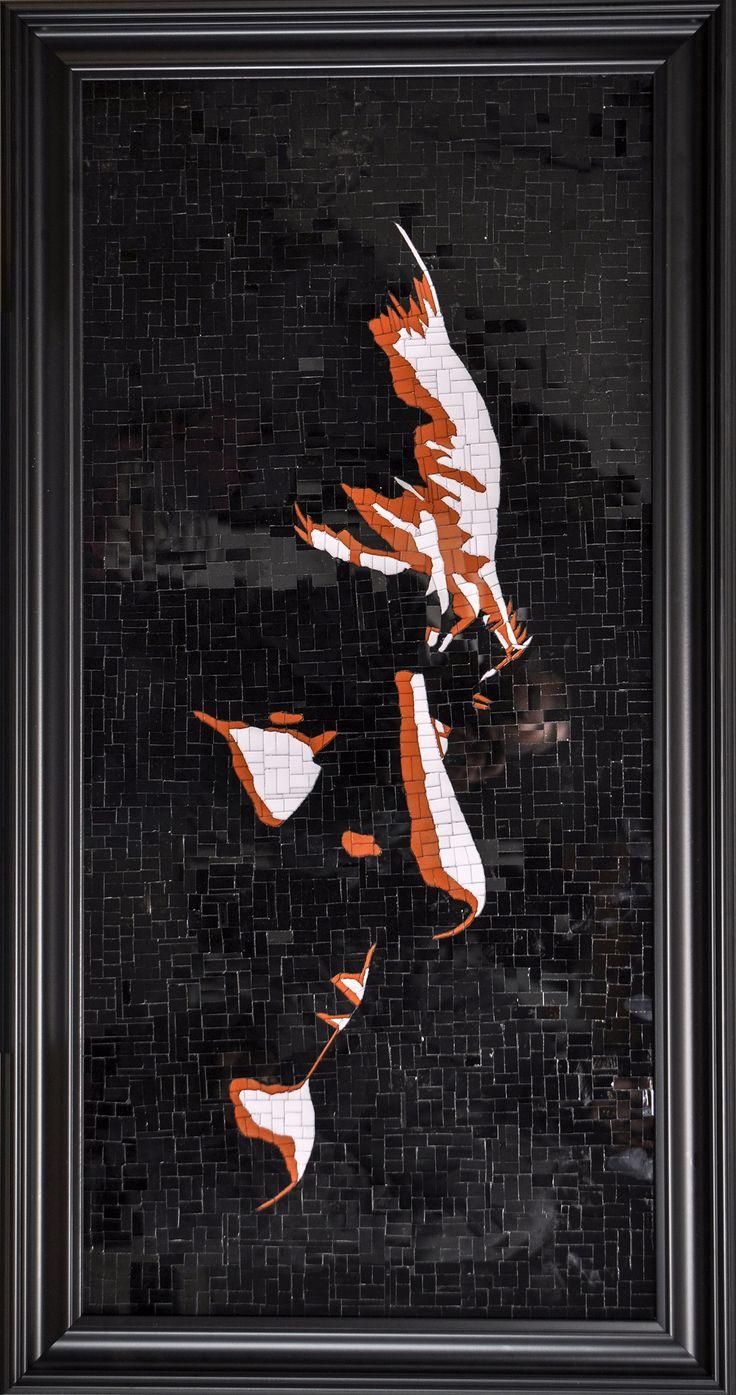 #Atatürk / #Ataturk by Altınok 59cm x 111cm #Cam #Mozaik / Glass #Mosaic  #gallerymak #portre #portrait #mustafakemalatatürk #uluönder #istanbul #türkiye #heykel #sculpture #contemporarysculpture #cagdassanat #modernart #contemporaryart #turkey #painting #sanat #sanatçı #artcollector #londonart #dubaiart #artlovers #masterpiece #arte #artgallery #finearts
