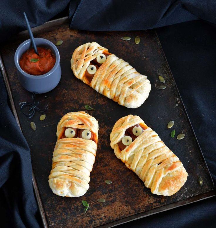 Momies feuilletées - les meilleures recettes de cuisine d'Ôdélices