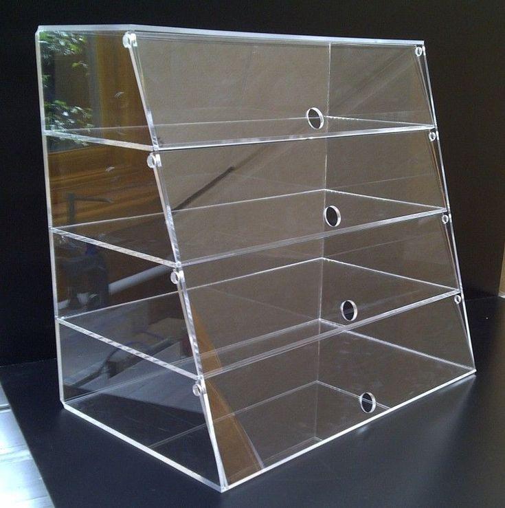 how to build a plexiglass bird cage