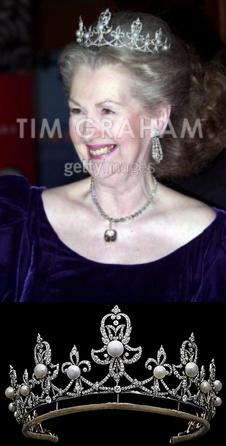 Countess Spencer's Tiara