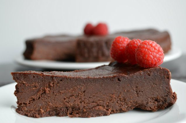Green & Black's Chocolate Torte