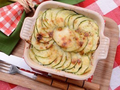 Receta | Lasaña de verduras y quesos  -  canalcocina.es