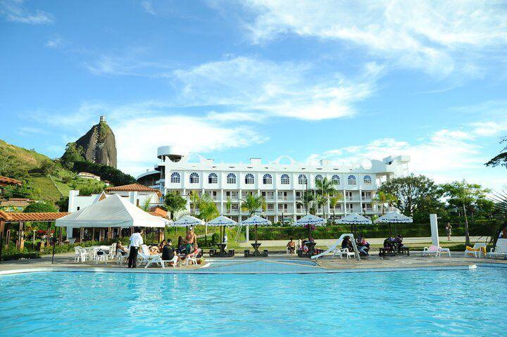 Hotel Los Recuerdos Guatapé - Colombia