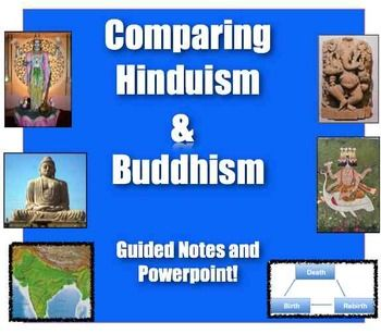 comparing hinduism and buddhism essay