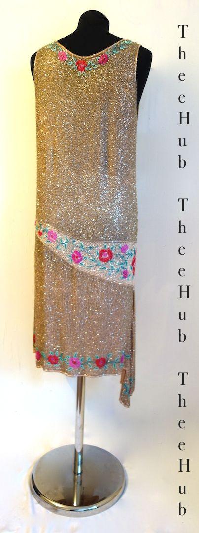 misia sert 'queen of paris' supreme beaded vintage 1920s wedding dress