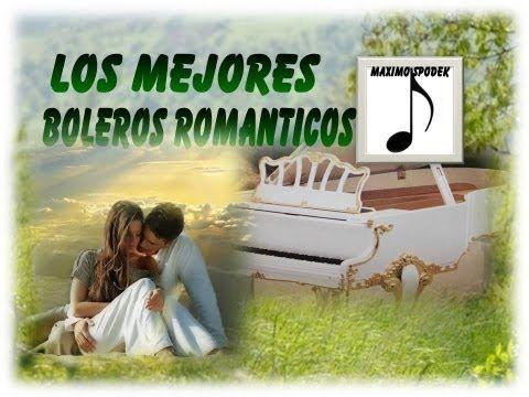 BOLEROS Y BALADAS ROMANTICOS, DE AYER, DE HOY Y DE SIEMPRE, INSTRUMENTALES