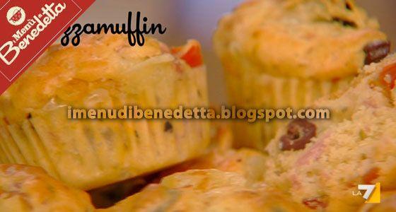 I Menu di Benedetta | Molto Bene: Pizza-Muffin