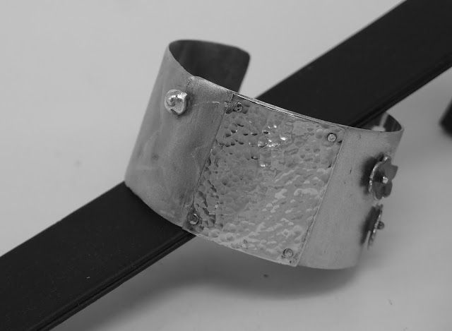 handmade jewellery - Kiki   : brass handmade bracelet