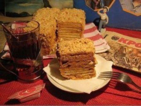 Торт из печенья без выпечки | Самые вкусные рецепты