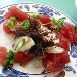 'Ahi Poke Hawaiian-Style:  Hawaii's most authentic dishes are found in diners, village kitchens and at family reunions. | islands.com