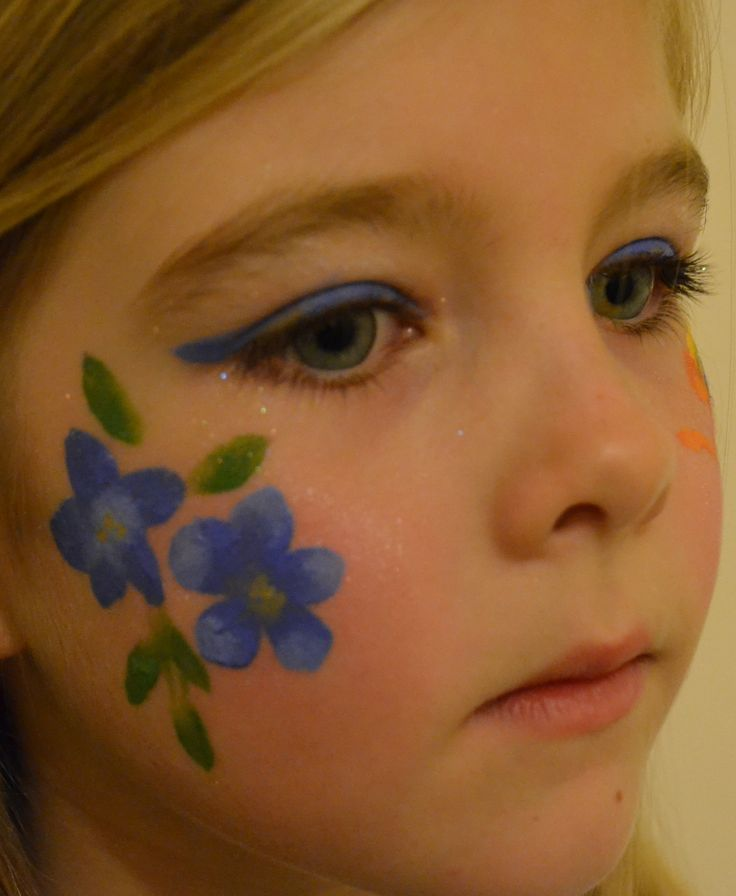 83 best images about Facepainting' on Pinterest | Fish ...