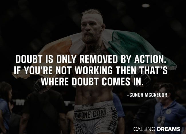 Best 25 Action Quotes Ideas On Pinterest: Best 25+ Conor Mcgregor Quotes Ideas That You Will Like On