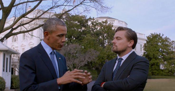 Globale Erwärmung: Leos Film können Sie hier sehen #News #Stars