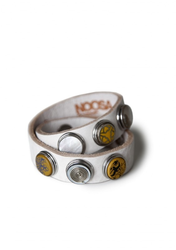 Wrap Bracelet Double NOOSA AMSTERDAM