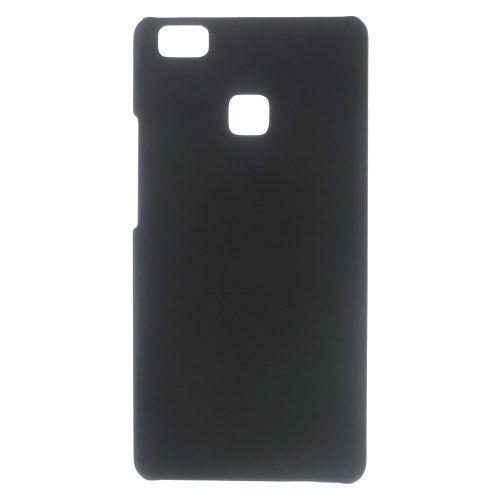Zwart hardcase hoesje voor Huawei P9 Lite