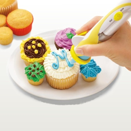 Kuhn Rikon – Frosting Deco Pen (caneta decoradora para bolos) :: DESIGN anyware