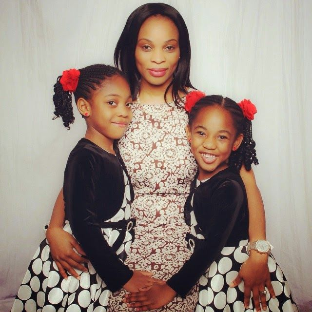 Georgina Onuoha Is A Proud Mother As She Celebrates Daughter For Winning A Spelling Bee Competition