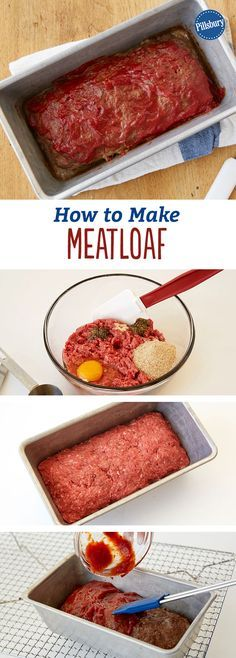 How to Make Meatloaf: Meatloaf isn't always pretty, but it sure does taste like home.