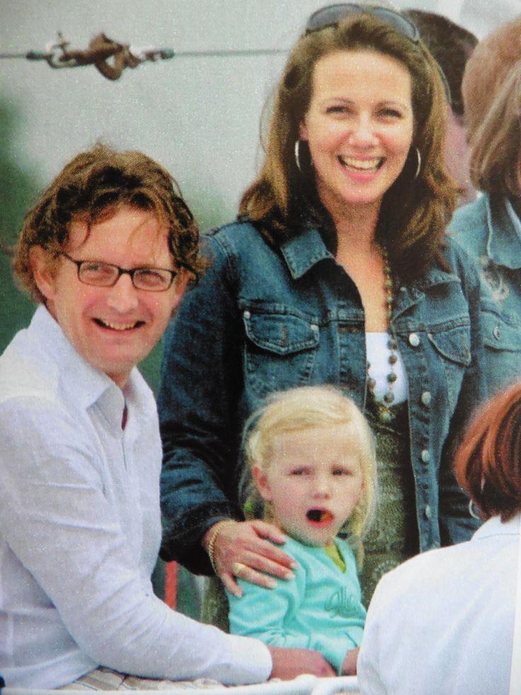 Bernhard, Annette en Isabella.