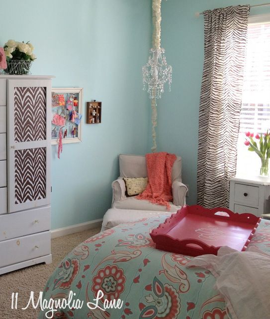 Pink Girls Bedrooms, Pink Bedroom For Girls And