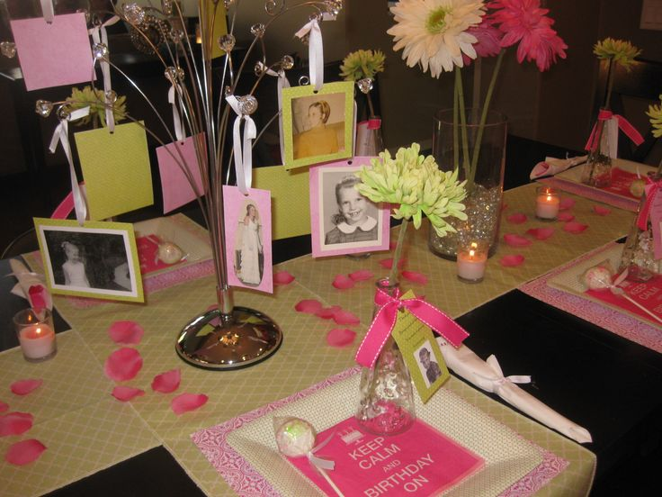 12 best 60th birthday party ideas images on pinterest for 60th birthday decoration ideas