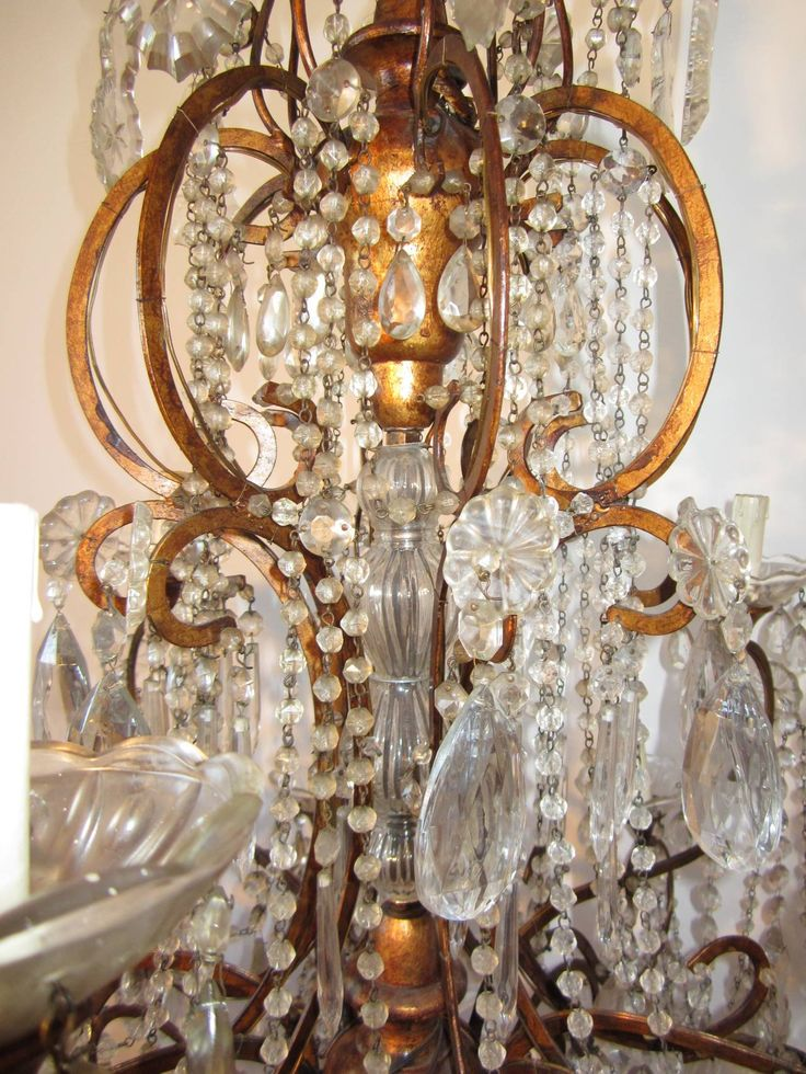 Big Chandelier | From a unique collection of antique and modern chandeliers and pendants  at https://www.1stdibs.com/furniture/lighting/chandeliers-pendant-lights/