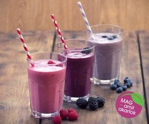 Ez a smoothie recept remek módja, hogy omega 3 zsírsavat csempéssz az étrendedbe. Ráadásul 2 harmad részt gyümölcsből van és tejtermékmentes, így bűntudat nélkül engedhetsz a csábításnak. :)