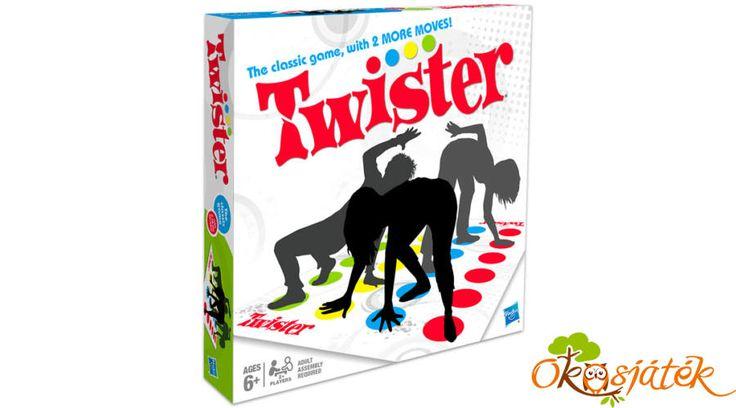 Twister társasjáték (MH)