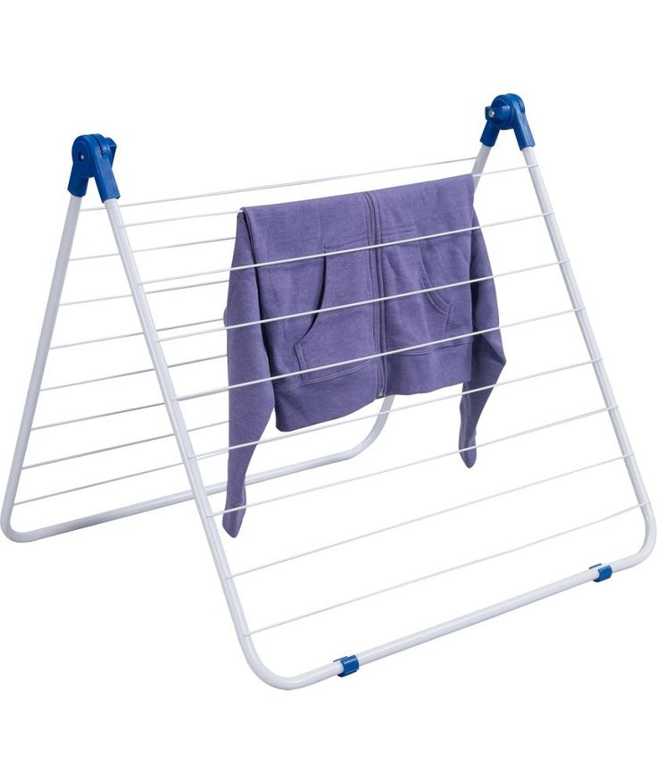 Buy HOME Over The Bath 10m Indoor Clothes Airer at Argos.co.uk - Your Online Shop for Washing lines and airers.