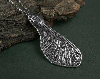 Anello di corteccia di albero d'argento di AnastasiaSobkevich
