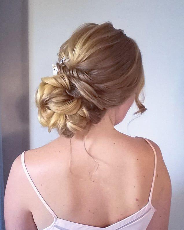 Also vor kurzem Bild von dieser Frisur. ,, #hairupdo #dutt #hairbun #bun #hairstyling