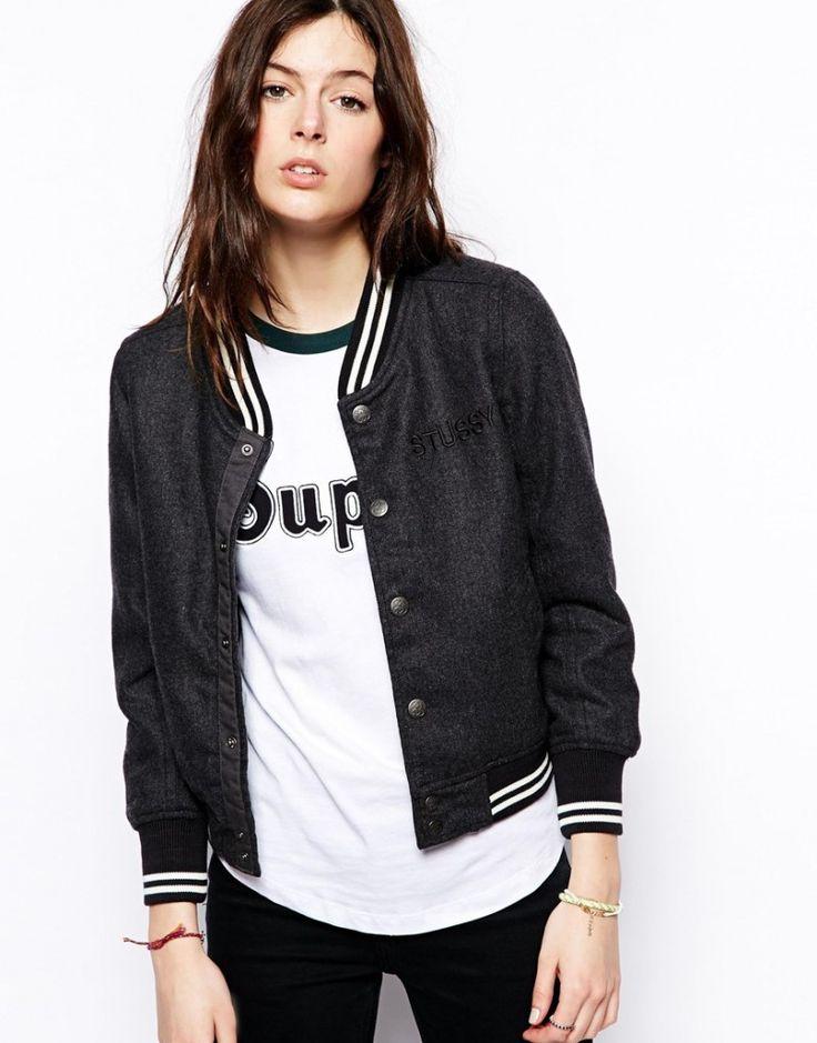 Womens Varsity Jacket 12