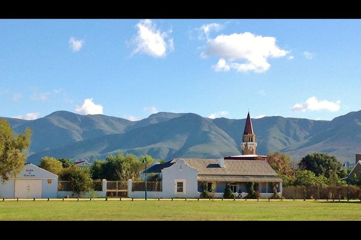 Overberg Gems - The Blue House