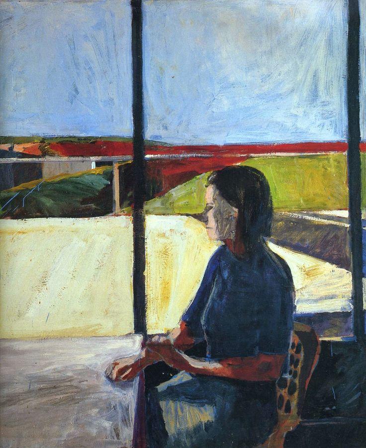 Richard Diebenkorn ~ Abstract and Figurative Expressionism painter | Tutt'Art@ | Pittura * Scultura * Poesia * Musica |