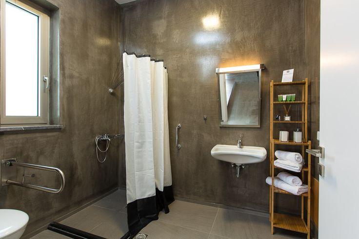 Villa Kastellakia in Rethymno, Crete #villa #rethymno #crete #greece #vacation_rental #luxurious_accommodation #privacy #holidays_in_Crete #visit_greece #bathroom
