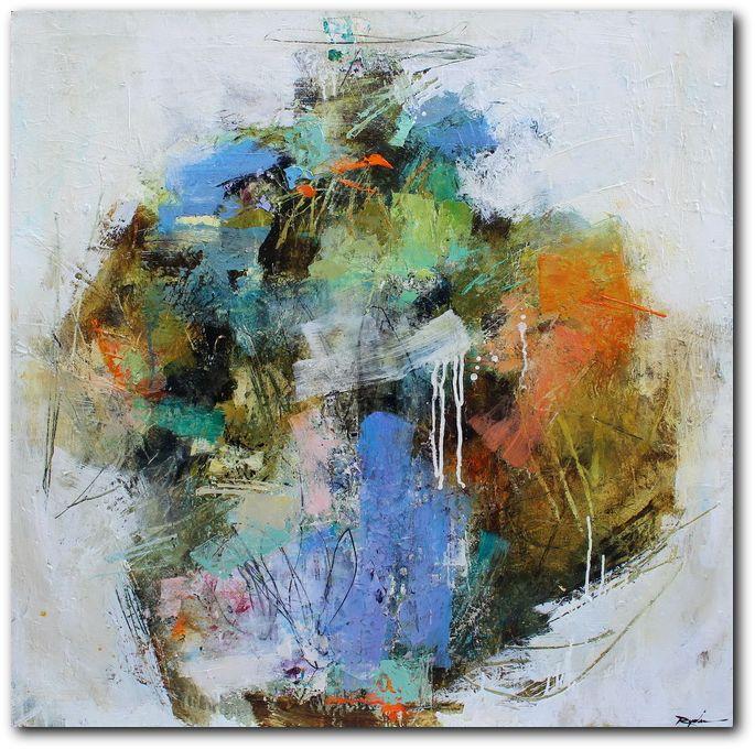 Абстрактные картины, Конн Ryder, абстрактный экспрессионизм, Колорадо абстракционист