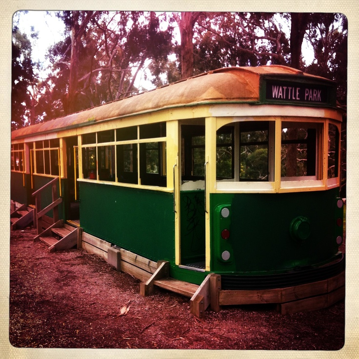 Tram, Wattle Park, Melbourne